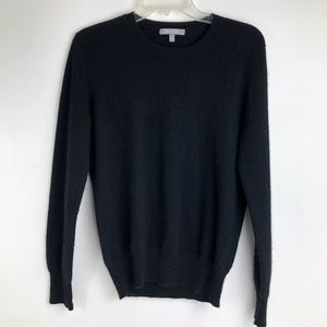Neiman Marcus Womens Large Black Cashmere Sweater
